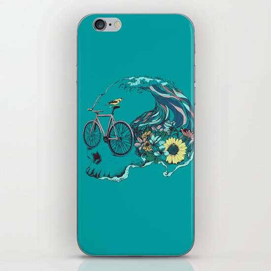RIDE iPhone & iPod Skin