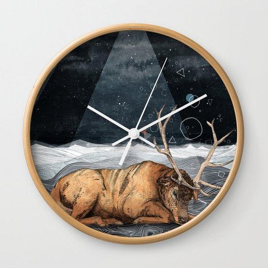 The Unsleeping Dream Wall Clock