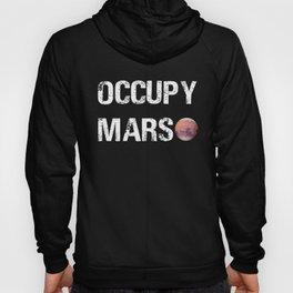 OCCUPY MARS Hoody