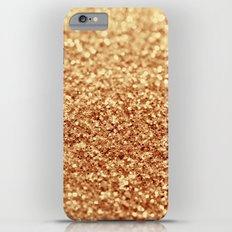 gold iPhone 6 Plus Slim Case