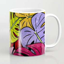 Monstera Leaves No. 16 Coffee Mug