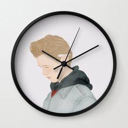 Skam   Even Bech Næsheim Wall Clock