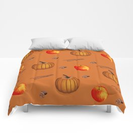 Fall Spice Comforters