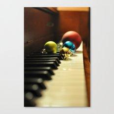 I Heard the Bells on Christmas Day Canvas Print