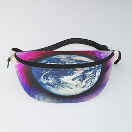 WORLD TURNS Fanny Pack
