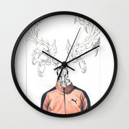 puma are not dead Wall Clock
