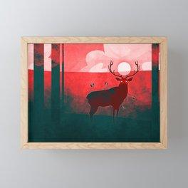 At Peace Framed Mini Art Print