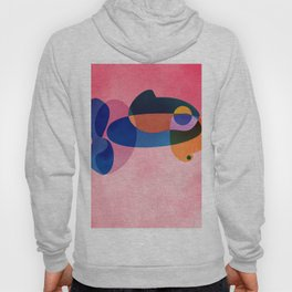 Fish to me_ pisces Hoody