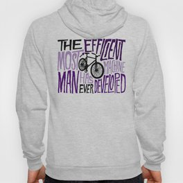 The Most Efficient Machine Hoody