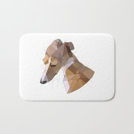 Italian Greyhound Bath Mat