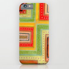 Autumnal tangle tracks iPhone 6s Slim Case