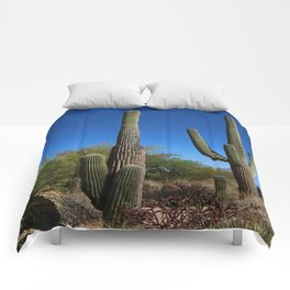 Life In The Desert Comforters