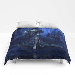 The Spider Queen Comforters