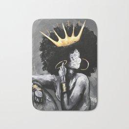 Naturally Queen VI Bath Mat