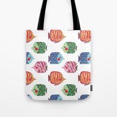 Butterflyfish Tote Bag