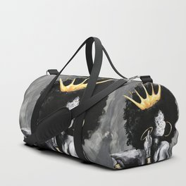 Naturally Queen VI Duffle Bag