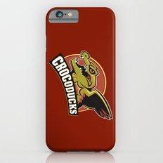 Crocoducks iPhone 6s Slim Case