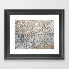 When Eye R.E.M. Framed Art Print