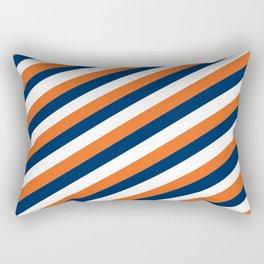 Go Broncos! Rectangular Pillow