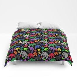 Nintendo 64 Flock of Controllers Comforters