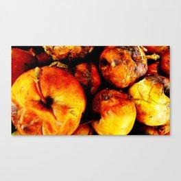 The Pie Canvas Print
