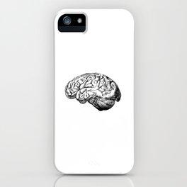 Brain Anatomy iPhone Case