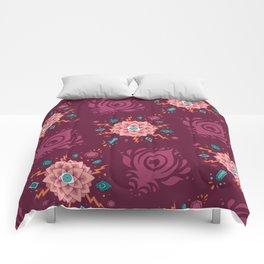 Glam Lotus Comforters