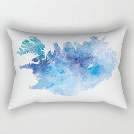 Iceland Rectangular Pillow