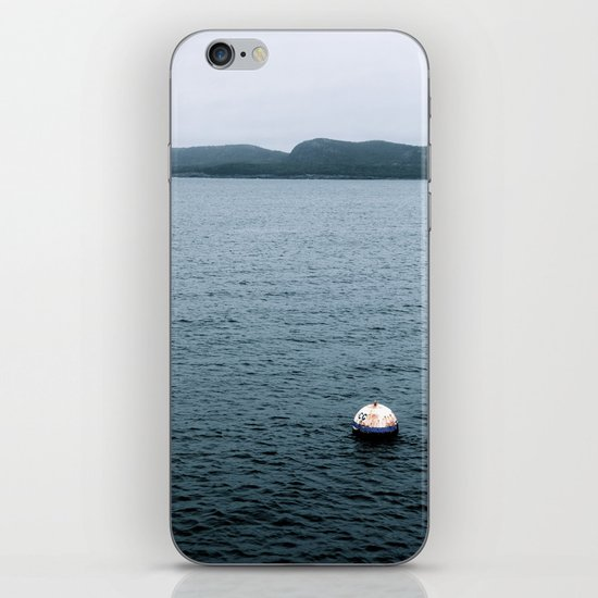 Bouy's View - In The Gulf of Maine iPhone & iPod Skin