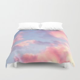 Whimsical Sky Duvet Cover