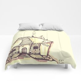 Dream House Comforters
