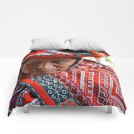 Peruvian Comforters