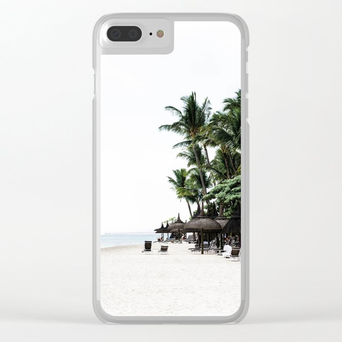 Coast 10 Clear iPhone Case