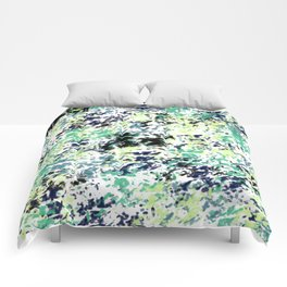 Abstract pattern 152 Comforters