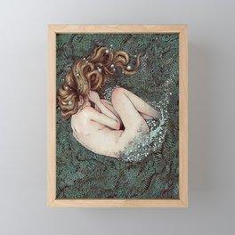The Birth of Venus Framed Mini Art Print