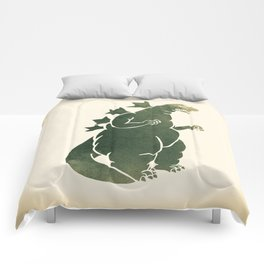 Godzilla - King of the Monsters Comforters