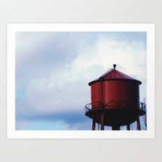 The Tower 2 Art Print