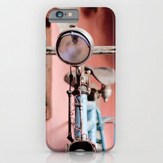 Vintage bicycle iPhone & iPod Case