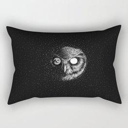 Moon Blinked Rectangular Pillow