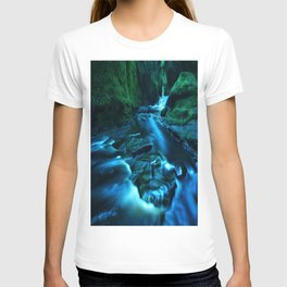 Mystic Waterfall T-shirt