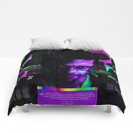 Tyler Durden Comforters
