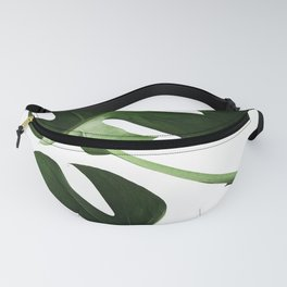 Monsterra Leafs Photography Fanny Pack