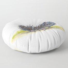 Hedgehog Floor Pillow