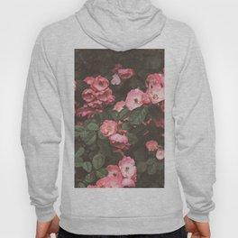 Pink Floral Hoody