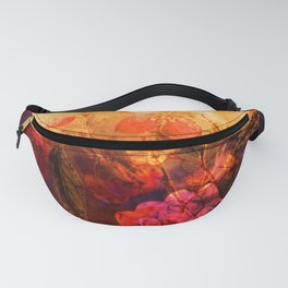 LOVE IS THE AIR Portrait Fanny Pack