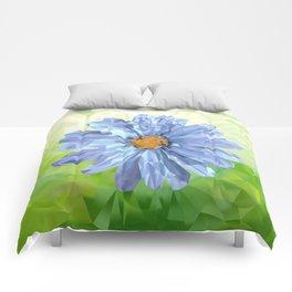 Crystal Flower Comforters