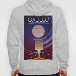 Galileo - Exploration of the Jupiter system Hoody