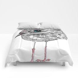 bird one Comforters