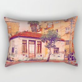 Last Time Experience Rectangular Pillow