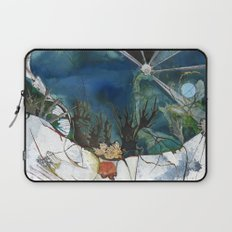 Exploration: Coral Laptop Sleeve